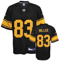 6c798f5ec Pittsburgh Steelers NFL Heath Miller  83 Reebok Boy s S (8) Jersey  Clearance for sale online