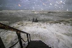 Raging Black Sea Photo by Dan Cristian Mihailescu -- National Geographic Your Shot