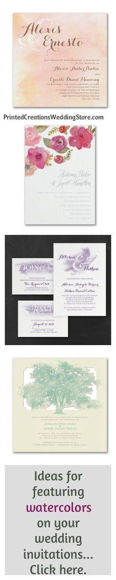 Perfect Wrap InvitationGreen ShimmerThis wedding invitation