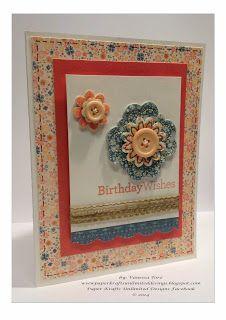 Birthday Wishes Close To My Heart http://wwwpaperkraftsunlimiteddesings.blogspot.com/2014/01/birthday-wishes.html
