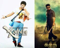 Kollywood: New look of Vijay in Kathi
