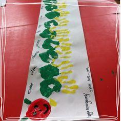 Patrick's Day Footprint & Handprint Crafts for Kids - Crafty Morning Hungry Caterpillar Classroom, Caterpillar Preschool, The Very Hungry Caterpillar Activities, Eric Carle, Chenille Affamée, Preschool Fine Motor Skills, Alphabet Crafts, Butterfly Crafts, Classroom Decor