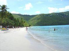 Megan's Bay in St. Thomas