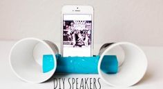 Diy Projects For Teenagers : All For The Boys Diy Speakers Title Ideas