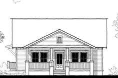 Looking for the best house plans? Check out the Port Royal Coastal Cottage plan from Southern Living. Little House Plans, Best House Plans, Dream House Plans, Small House Plans, Small House Living, Southern Living House Plans, Country House Plans, Cottage Living, Coastal Cottage