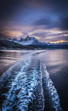 Leaving Ørnes - Explored - FLEMING2009 - Round trip voyage on the Hurtigruten MS Polarlys.  The voyage starts in Bergen Norway and sails up the coastline to the Russian Border in the high arctic and then returns back to base in Bergen.   This ima... http://ift.tt/2iXrQfz IFtemppicpinned in Building blocksdownld in ios #January 10 2017 at 04:19PM#via IF