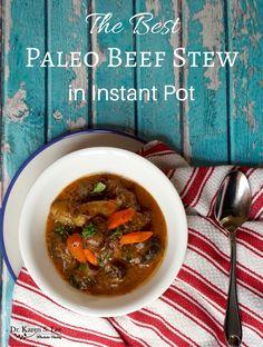 Best Paleo Beef Stew