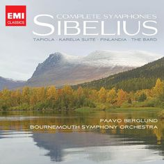 Sibelius: Symphonies Nos. 1-7, Tapiola, Karelia Suite, Finlandia, The Bard, The Swan of Tuonela Bournemouth Symphony Orchestra, Paavo Berglund