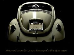 (o_!_/o) Vochitos Volkswagon Car Club, San Antonio, Texas.