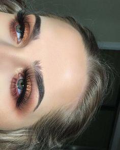 Gorgeous Makeup: Tips and Tricks With Eye Makeup and Eyeshadow – Makeup Design Ideas Glam Makeup, Formal Makeup, Cute Makeup, Gorgeous Makeup, Makeup Inspo, Makeup Inspiration, Beauty Makeup, Makeup Ideas, Dead Gorgeous