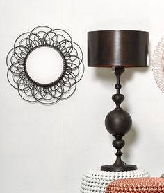 Daisy mirror by Pols Potten arrived