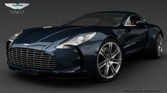 Aston Martin One-77 #CarFlash