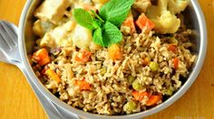 5 Step Indian Fried Rice