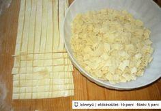 Házi tészta ahogy sanild készíti Macaroni And Cheese, Rice, Bread, Ethnic Recipes, Food, Google, Home, Essen, Mac And Cheese