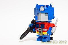 Uber cute Optimus Prime