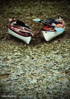 Ooo, kayaking, so fun!  Why don't we have kayaks?