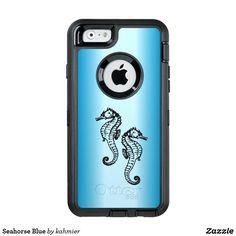 Seahorse Blue OtterB
