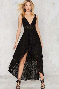 The Jetset Diaries Da Vinci Asymmetric Dress - Clothes