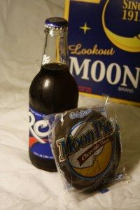 Moon Pies & RC Cola... like peas & carrots.