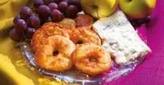 Gorgonzola e mele fritte - #Ricette #Dessert #Gorgonzola #DOP - http://www.gorgonzola.com/ricette/dessert/gorgonzola-e-mele-fritte/