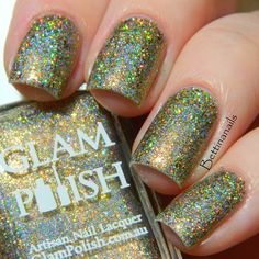 Glam Polish Life Is A Story from Life of Pi limited edition duo