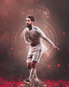 Isco Manchester City, Manchester United Football, Isco Real Madrid, Ronaldo Real Madrid, God Of Football, Best Football Team, Cr7 Ronaldo, Cristiano Ronaldo, Equipe Real Madrid