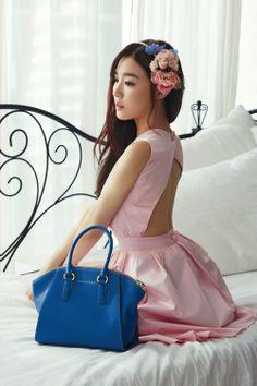 [FS화보] 티파니, 질스튜어트ACC 화보서 핑크걸 변신 http://www.fashionseoul.com/?p=24720