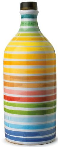 frantoio muraglia - love this colorful olive oil container