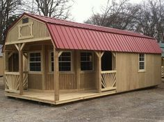 NEW DELUXE CABIN MODEL CALL 606-231-7949 12x24 is $5874 or $476 down and $217mo. 12x28 is $6536 or $528 down and $242mo. 12x30 is $6885 or $556 down and $255mo. 12x32 is $7209 or $581 down and $267mo. 12x36 is $7902 or $635 down and $293mo. Prices do not include tax.