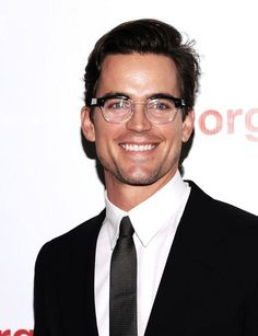Matt Bomer and his awesome smile :)))))