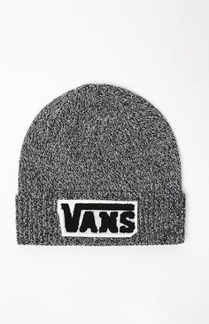 Adidas Originals Trefoil Beanie from Urban Outfitters on 21