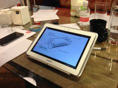 Plinth - the world's best tablet stand for your iPad or any tablet Tablet Stand, Smartphone, Ipad, Tools, Projects, Fun, Log Projects, Instruments, Blue Prints