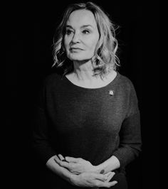 Jessica Lange | The Tony Portraits: Behind the Scenes at the 2016 Nominee Reception