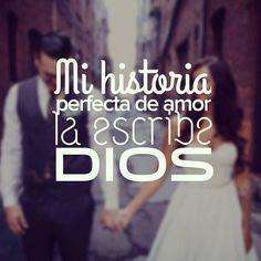 Porque si Dios es tu centro tu matrimonio será mágico y todos verán en tu relación su amor.