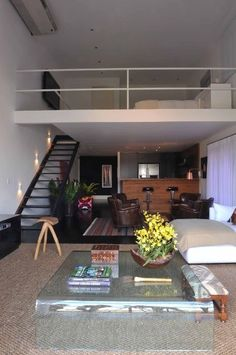 40 ideas house ideas interior open concept loft for 2019 Loft Design, Tiny House Design, Sweet Home, Loft Room, Loft House, Tiny House Living, Small Living, Living Area, Living Room