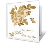 'Golden Anniversary Blessing' is one of thousands of American Greetings cards you can personalize, share, and send to your friends and family.