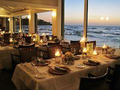 Marine Room La Jolla Weddings San Diego Reception Venues 92037