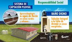 Responsabilidad social. Soluciones para el aprovechamiento y saneamiento de agua. ¡Somos Soluciones! Rotoplas