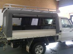 landcruiser canvas canopy - Google Search Canvas Canopy, Land Cruiser, Trucks, Car, Google Search, Automobile, Vehicles, Truck, Autos