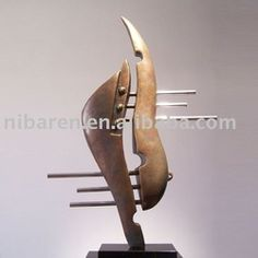 Abstract Bronze Sculpture For Home Decoration - Buy Abstract Sculpture,Sculpture,Abstract Sculpture Product on Alibaba.com
