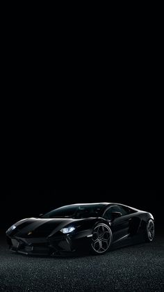 Best classic cars and more! Carros Lamborghini, Sports Cars Lamborghini, Lamborghini Gallardo, Black Car Wallpaper, Sports Car Wallpaper, Maserati, Bugatti, Ferrari, Porsche