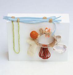 zilver, amber, rozekwarts, jasper, peridoot, koraal, plastic, wolIris-Bodemer.de   Schmuck & Jewelry