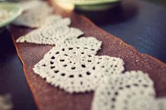crochet heart bunting for weddings... ? trim for garments to ???, garlands, tags, ornaments, etc...