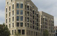 AwardsMaccreanor Lavington wins the Supreme Award with South Gardens at London's Elephant & Castle Elephant And Castle, Architecture Today, Bay Window, Facades, Brick, Awards, Bricks, Building Facade, Facade