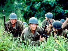 The Thin Red Line and nature's indifference to war - Little White Lies Morris Chestnut, Jim Caviezel, Michael Ealy, August Alsina, Timothy Olyphant, Trey Songz, The Best Films, Great Films, Denzel Washington