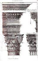 Джакомо де Виньола. Правило пяти ордеров   70 фотографий