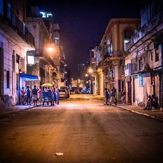 La Habana, Cuba - late night pizza y dulce in Centro Habana with either a cold Bucanero, tuKola, Ironbeer o refresco limón on the side; like they say ... If you don't know, you better ask somebody ...