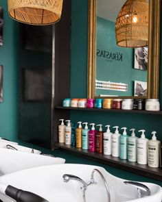 """4,915 Likes, 51 Comments - Kerastase (@kerastase_official) on Instagram: """"When was the last time you indulged in a #Kerastase salon ritual? 📍@hovigetoyanparis #HairSalon…"""""""