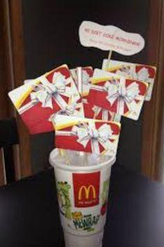 #mcdonaldshashbrownsrecipe #mcdonaldsfunny #mcdonaldshumor #oldmcdonalds #funnymcdonalds #mcdonaldsfood #mcdonaldsrecipes #vegan mcdonalds #mcdonaldshashbrowns #mcdonaldsparty #mcdonaldshealthyoptions #mcdonaldsmenus #healthymcdonalds #mcdonaldshack #mcdonaldsbiscuits #mcdonaldsmenu #mcdonaldsgift #mcdonaldspromposal #mcdonaldsrecipesdrinks #healthymcdonaldsoptions #mcdonaldsquote #mcdonaldscharacters #mcdonaldssmoothy #mcdonaldsmcgriddle #mcdonaldsdecoration Gift Card Tree, Gift Card Bouquet, Money Bouquet, Gift Card Basket, Free Mcdonalds, Mcdonalds Gift Card, Vegan Mcdonalds, Valentine Gifts, Holiday Gifts