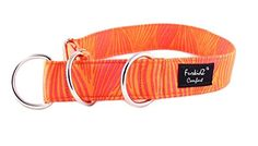 Give me orange, dog's collar, high quality, exceptional gift, dog accessories, handmade ,XS >>> To view further for this item, visit the image link.